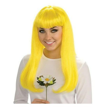 Women's Smurfs Economy Smurfette Wig