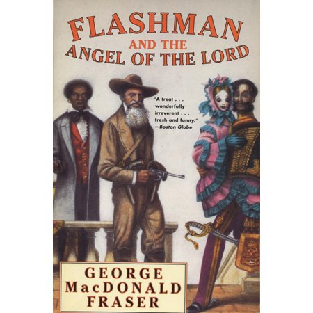 Flashman and the Angel of the Lord - eBook