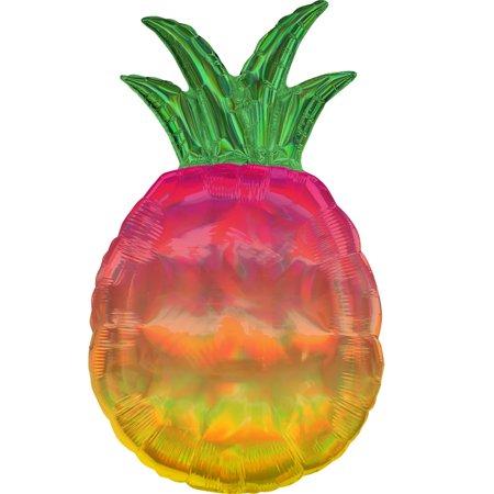 Iridescent Pineapple Balloon 31