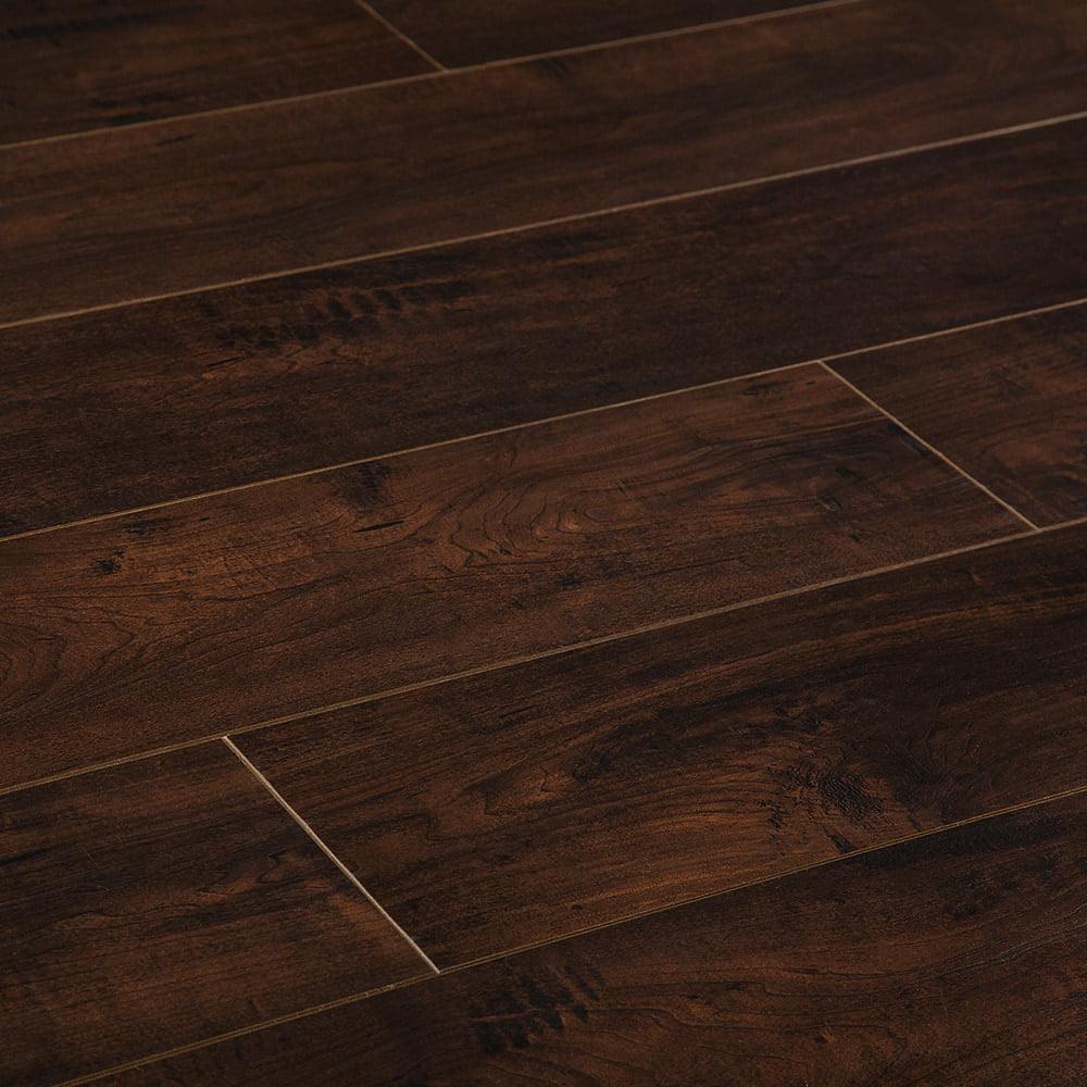 Dark Chocolate Brown Laminate Flooring, Laminate Flooring Dark Brown