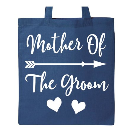 Mother Of The Groom Wedding Bridal Party Tote Bag Royal Blue One - Wedding Totes