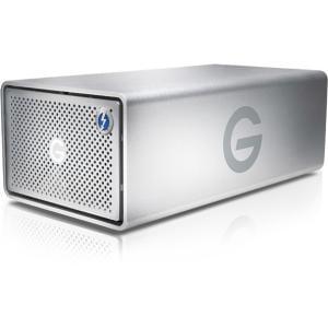 8TB G-RAID REMOVABLE THUNDERBOLT 2 USB 3.0 SILVER NA