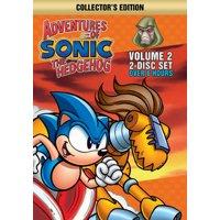 Adventures of Sonic the Hedgehog 2 (DVD)