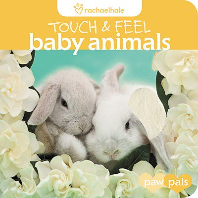 Touch & Feel: Baby Animals - Touch And Feel Game For Halloween