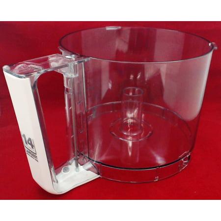 DLC-2014WBN-1, Food Processor Work Bowl fits Cuisinart DLC-2014 Models