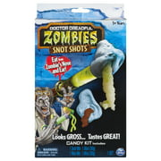 Doctor Dreadful Zombies Snot Shots Candy Mix with Accessories