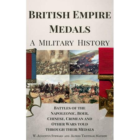 - British Empire Medals - A Military History - eBook