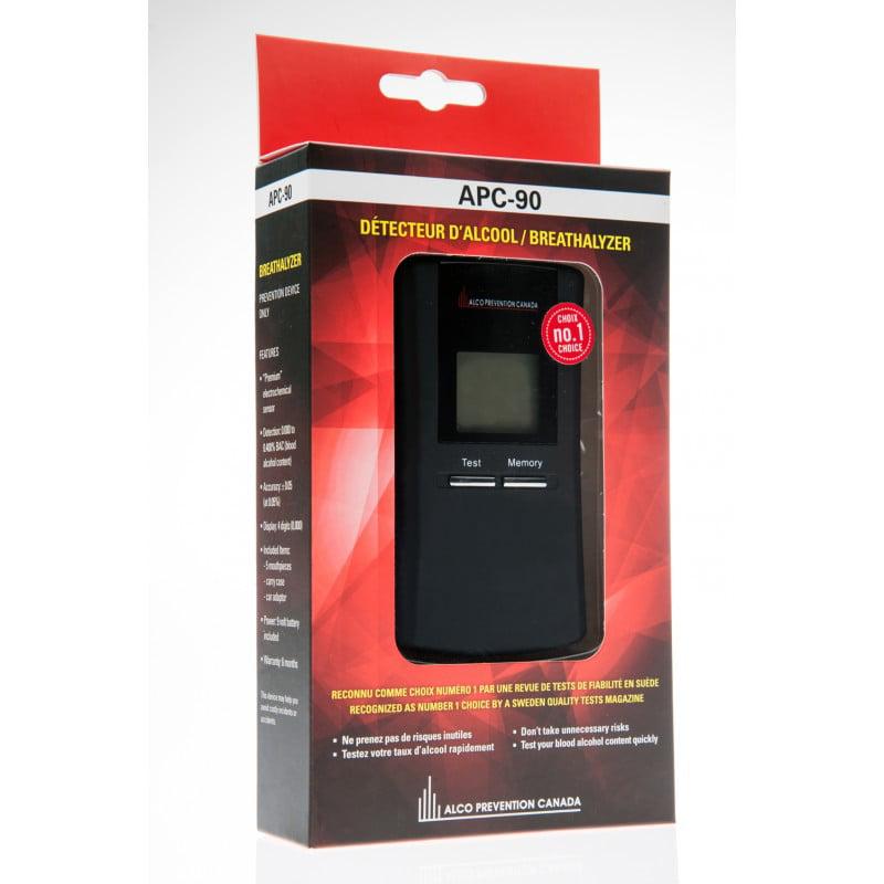 APC 90 breathalyzer - image 1 of 2