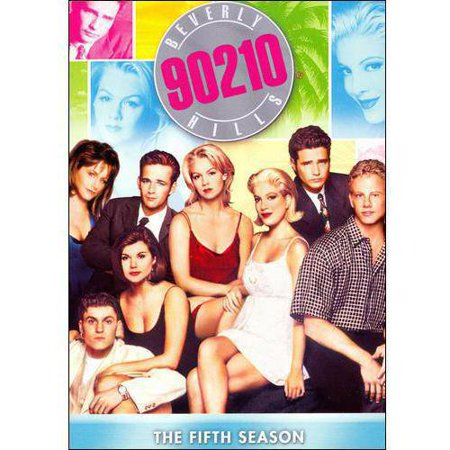 Beverly Hills 90210  The Complete Fifth Season  Full Frame