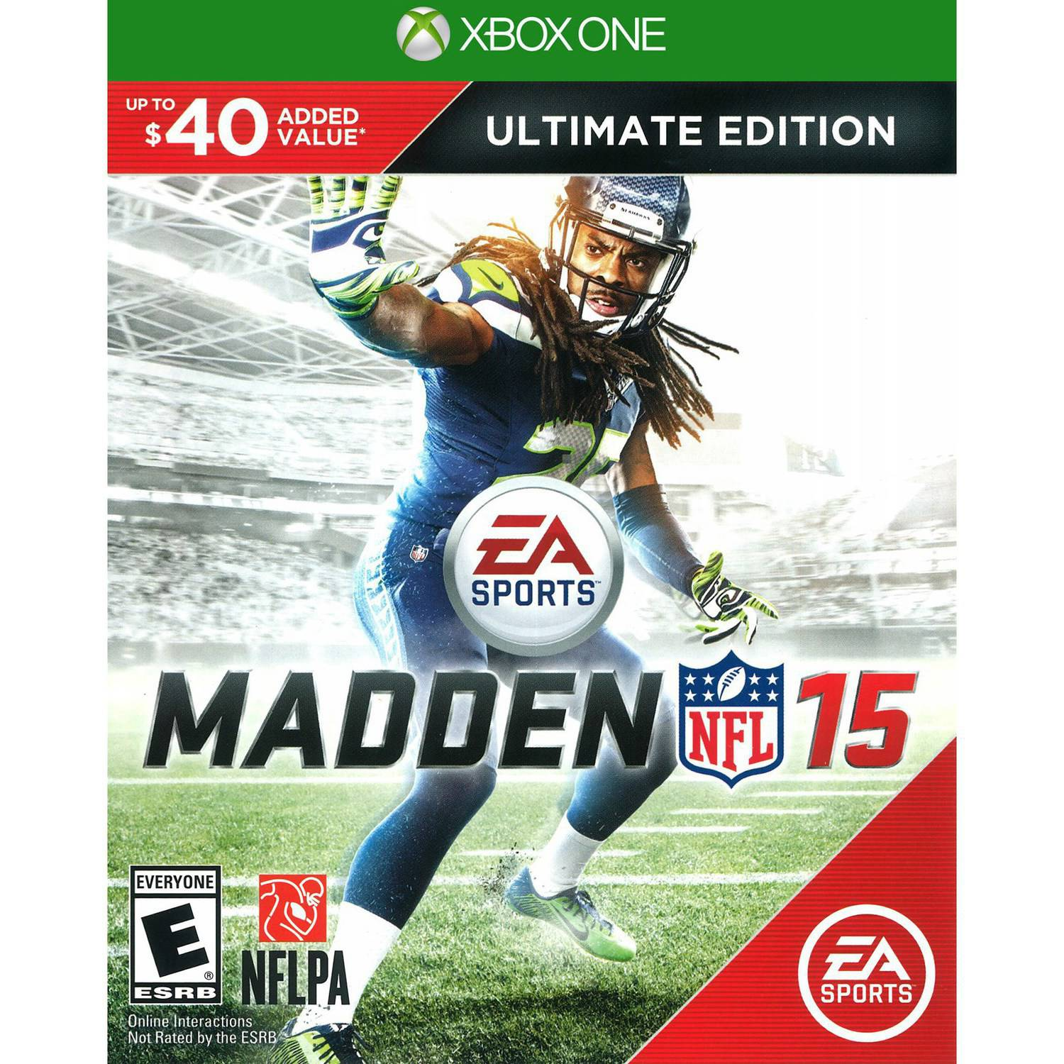 Madden NFL 15 Ultimate Edition (Xbox One)
