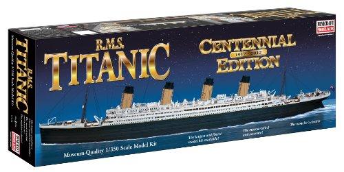 Minicraft RMS Titanic Centennial Edition 1/350 Scale Mult...