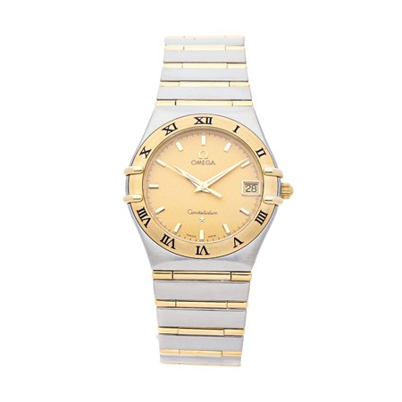 Pre-Owned Omega Constellation 1212.10.00 Watch
