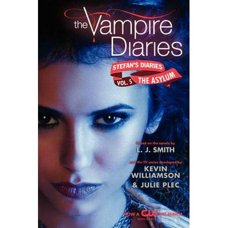 Vampire Diaries: Stefan's Diaries: The Asylum (Paperback)