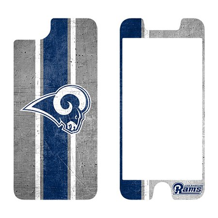 Los Angeles Rams OtterBox iPhone 8/7/6/6s Alpha Glass Screen Protector - No Size