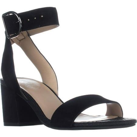 1a91316c000 Franco Sarto - Womens Franco Sarto Marcy Ankle Strap Block-Heel Sandals