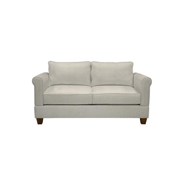 Simplicity Sofa Megan Solid Oak Quick Assembly Apartment Sofa44