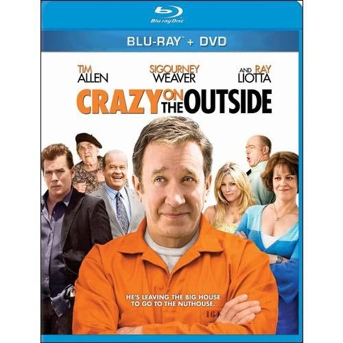 Crazy On The Outside (Blu-ray + Standard DVD) (Widescreen)