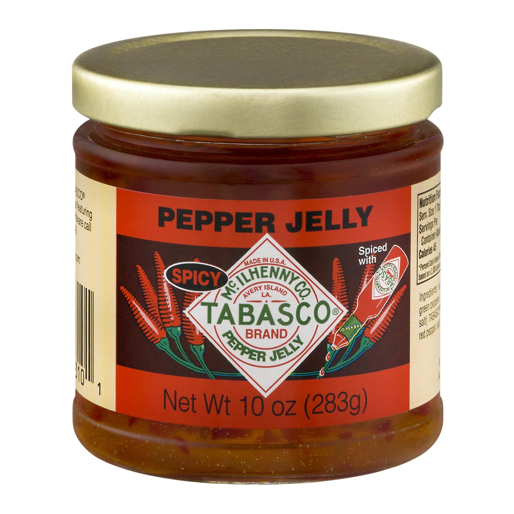 Tabasco: Spicy Pepper Jelly, 10 Oz