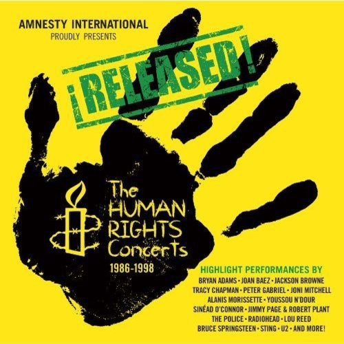 Released! The Human Rights Concerts, 1986-1998 (2CD)