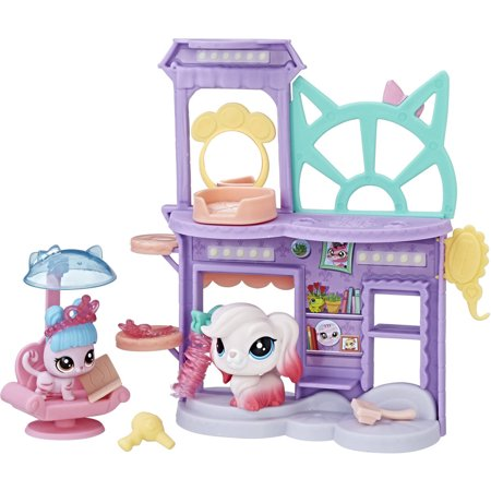(Littlest Pet Shop Shake 'n' Dry Salon)