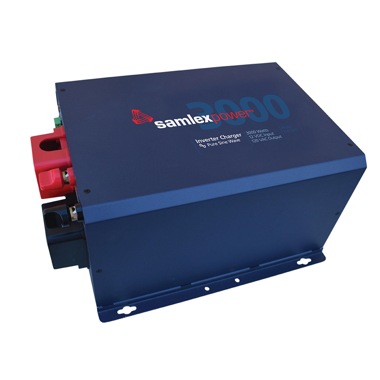 Samlex America EVO-3012 Evolution Series 3000 Watt Pure Sine Inverter/Charger