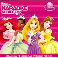 Various Artists - Disney's Karaoke Series: Disney Princess Music Box - CD