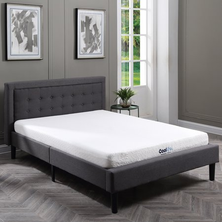 Modern Sleep Cool Gel Memory Foam 6 Inch Mattress Multiple Sizes