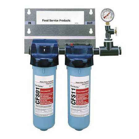 Ice Machine Filter System, 3M Water Filtration Products, CFSBCI-1