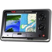 """Standard Horizon 7"""" Touch Screen Multi-Media Networking GPS Chart Plotter with Embedded Coastal Charts"""