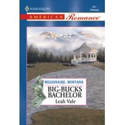 Big-Bucks Bachelor - eBook