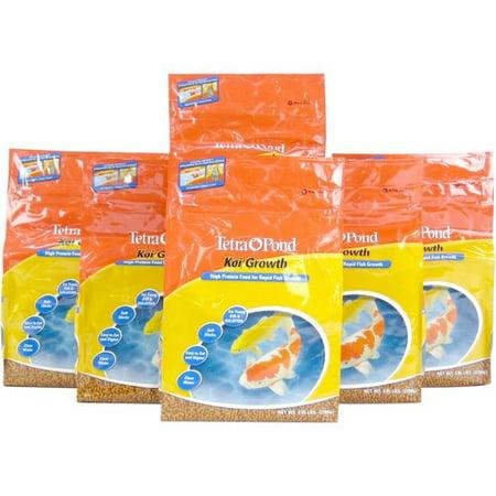 Tetra pond koi growth koi food bulk 29 1 lbs 6 x for Wholesale koi fish