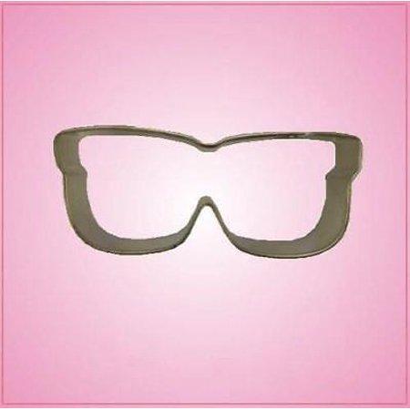 Sunglasses Cookie Cutter 3.5 inch (Sunglasses Cookie Cutter)