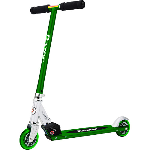 Razor S Scooter, Green