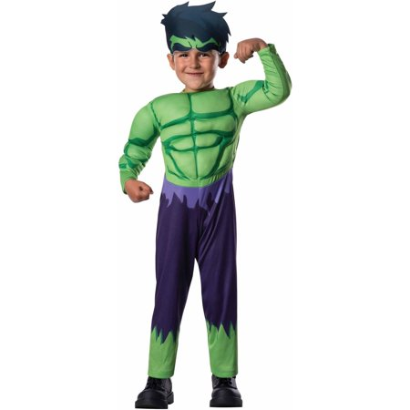 Rubies Hulk Toddler's Costume, size - She Hulk Costume