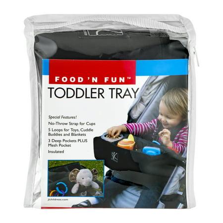 Food 'N Fun Toddler Tray, 1.0 - Stroller Tray