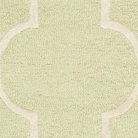 Safavieh Cambridge 5' X 8' Hand Tufted Wool Rug - image 4 de 10