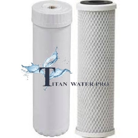Water Filter Carbon CTO & Fluoride Arsenic Removal Filter (alumina