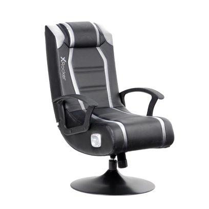 X Rocker Veleno 2.1 Wired Pedestal Gaming Chair