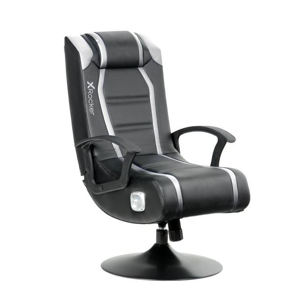 (39% OFF Deal) X Rocker Veleno 2.1 Junior Bluetooth Pedestal Gaming Chair $109.99