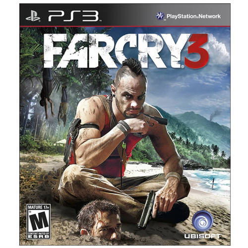 Far Cry 3 (PS3) - Pre-Owned