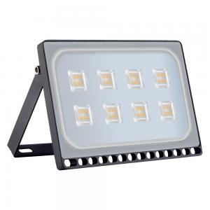 Ultraslim 50W LED Floodlight Outdoor Security Lights 110V Warm White