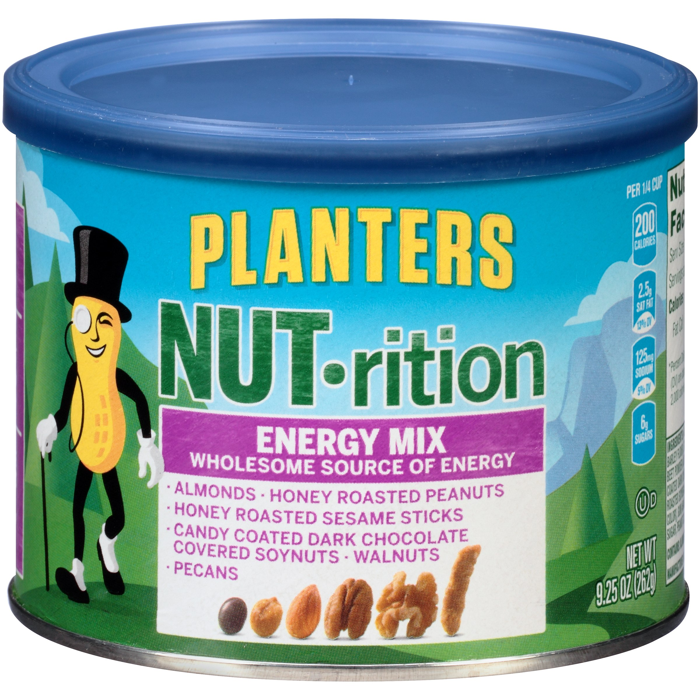 more planters see mix trail nuts planter grocery hot category