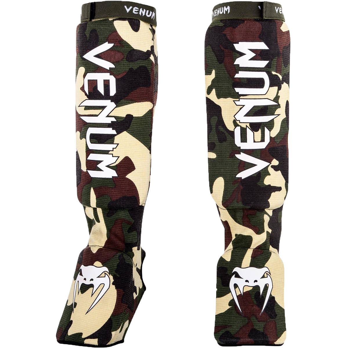 Venum Kontact Slip-On MMA Shin and Instep Guards