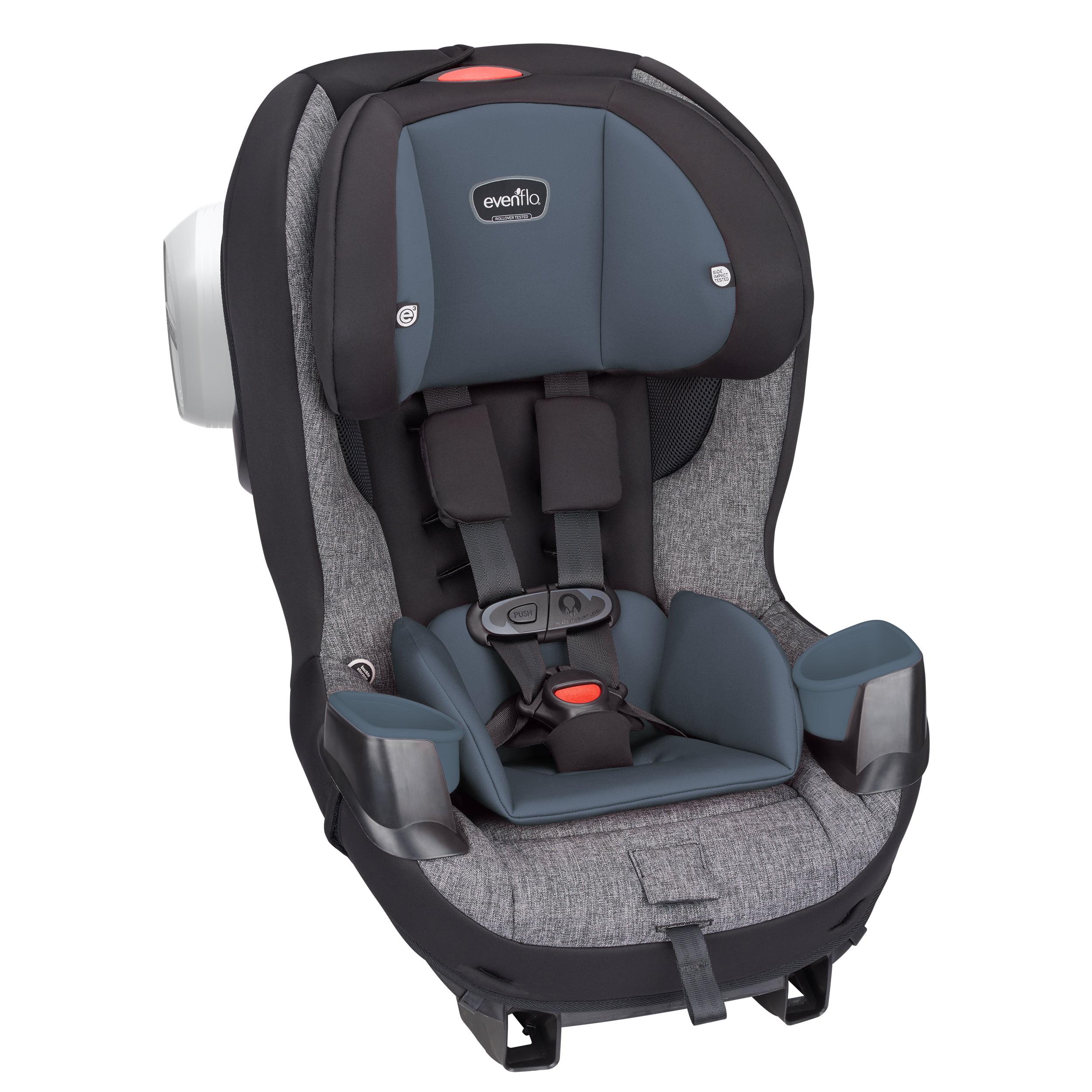 Evenflo ProSeries Stratos Convertible Car Seat, Augustus Tweed