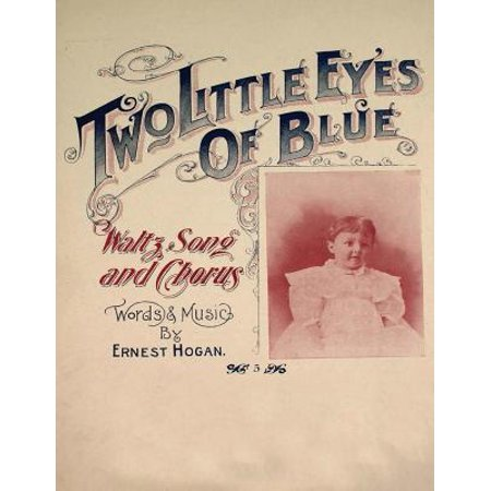 Two Little Eyes of Blue - Waltz, Song and Chorus - Sheet Music for Voice and Piano - eBook](Halloween Song Piano Sheet Music)