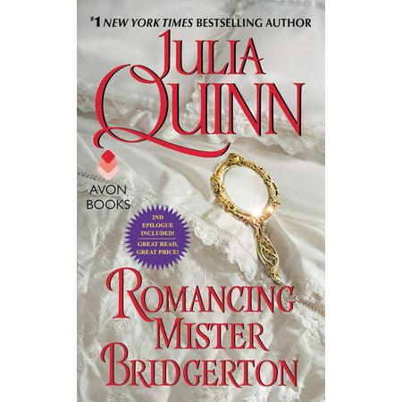 Romancing Mister Bridgerton With 2nd Epilogue - eBook (Mister Babadook Book)