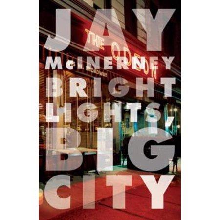 Bright Lights, Big City - eBook