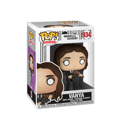 Funko POP! TV: Umbrella Academy - Vanya Hargreeves