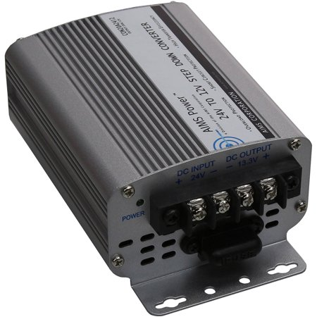 AIMS Power 20 Amp 24V DC to 12V DC Converter