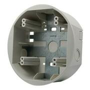 System Sensor By Honeywell-Us CEILING MNT SURF BACK BOX WHT - BK-SBBCW